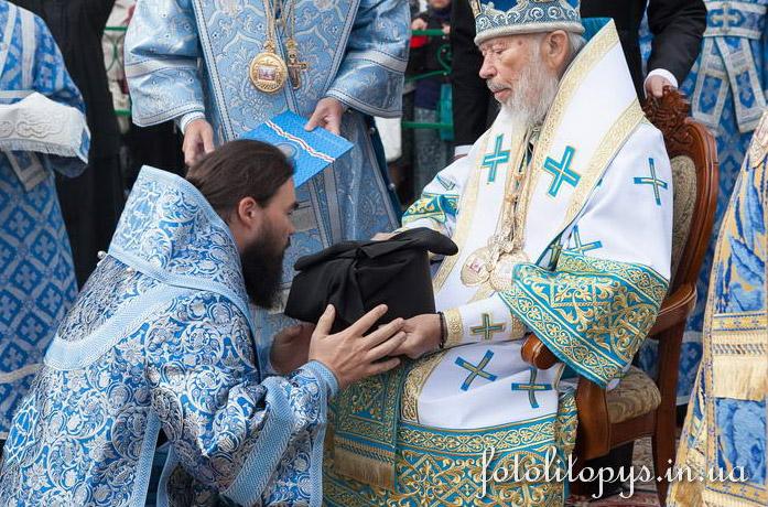 Епископ Горловский и Славянский Митрофан стал архиепископом, фото-1