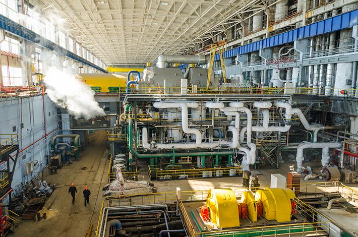 ...пылеугольных энергоблока, общей установленной мощностью 1200 МВт, составляющие первую очередь ТЭС, пострадало...