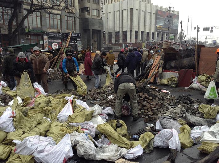 Киев 20 февраля 2014 фото