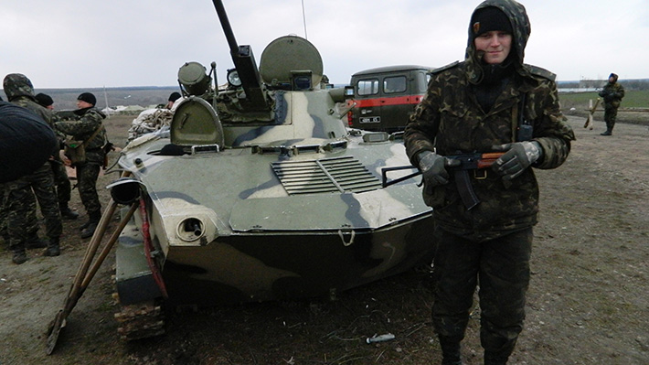 Армия строит укрепления и готовится
