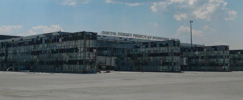 """""""Там стрельба из всего, из чего только можно"""": Террористы захватили 2 терминала Донецкого аэропорта, - Семенченко - Цензор.НЕТ 374"""