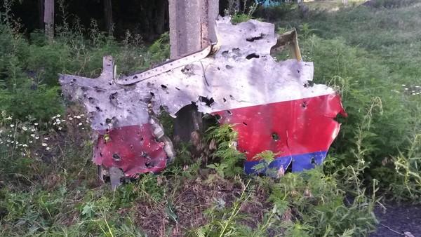 """Обломки Боинга-777 стали первым доказательством того, что он был сбит ракетой """"земля-воздух"""" - The Financial Times"""