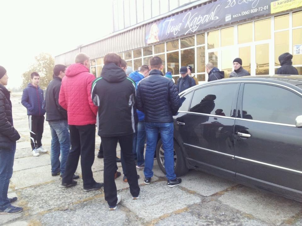 Выборы на Донбассе проходят без нарушений. Явка более 11%, - Порошенко - Цензор.НЕТ 5643