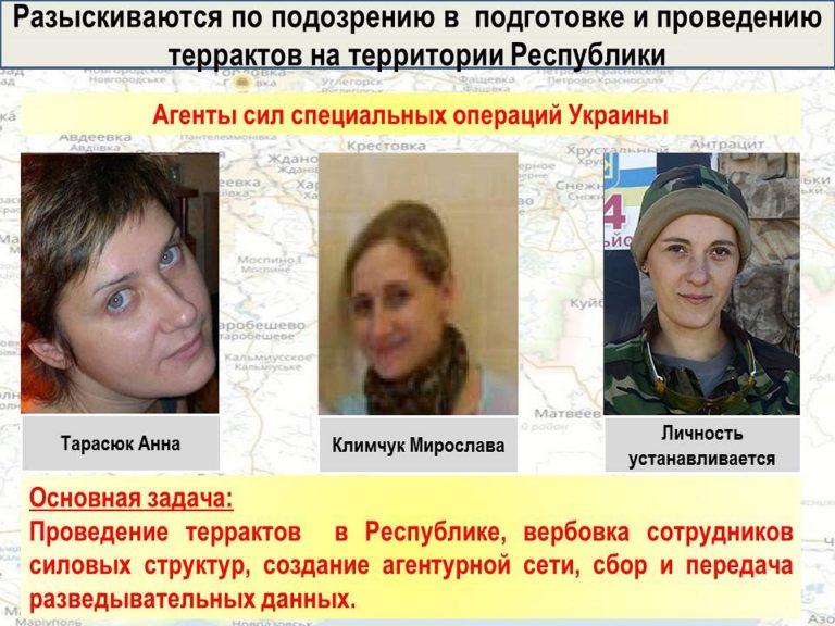 Украина забросила вДонбасс группу женщин-диверсантов— ДНР