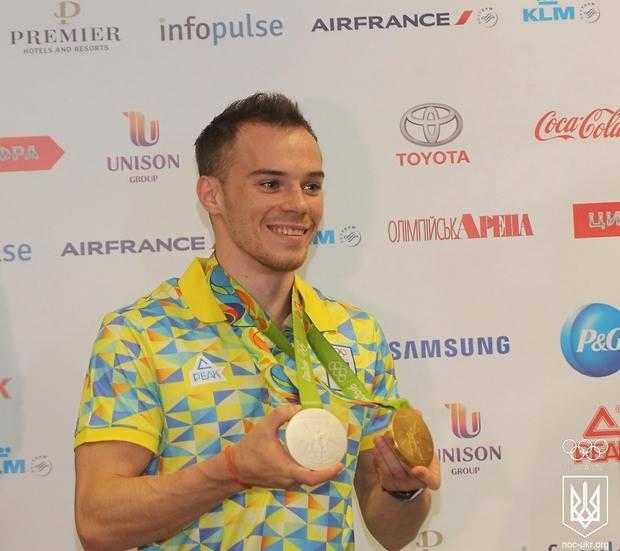 Верняев— лучший спортсмен августа вУкраинском государстве