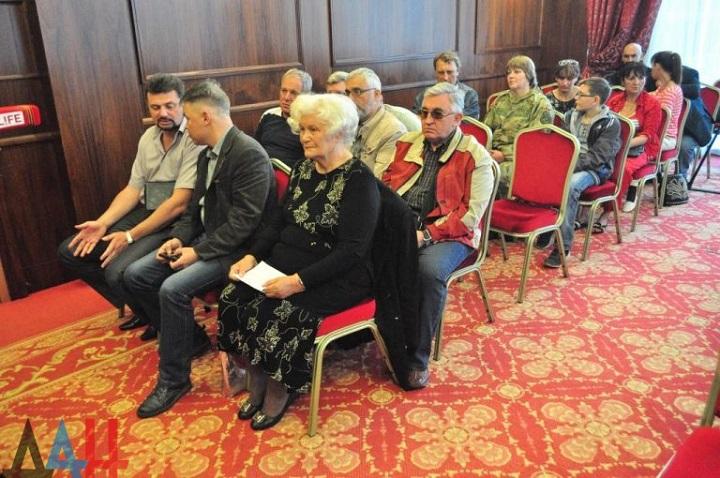 ВДНР создана общественная организация поспасению жителей Мариуполя