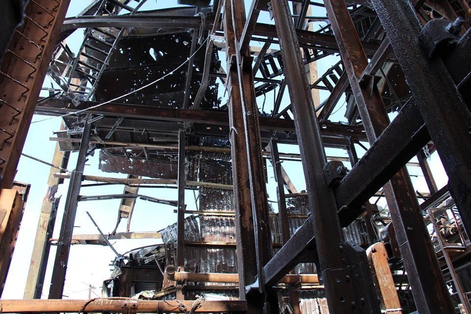 Что осталось от шахты Бутовка