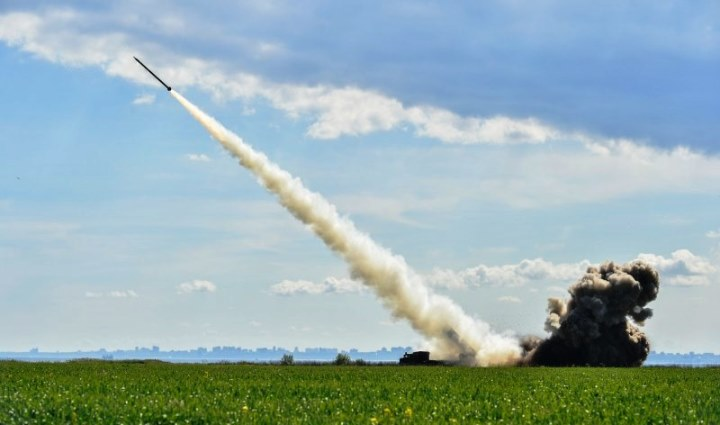 В Украине испытана новейшая ракета