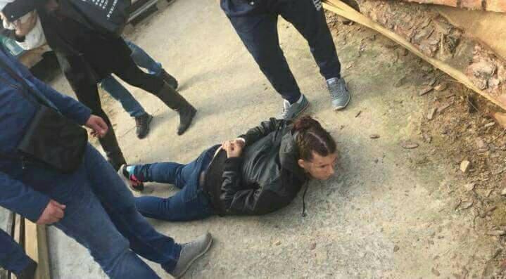 Похитительнице ребенка наОболони сообщено о сомнении