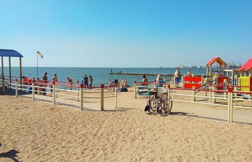 Упсы на пляже 2018 фото
