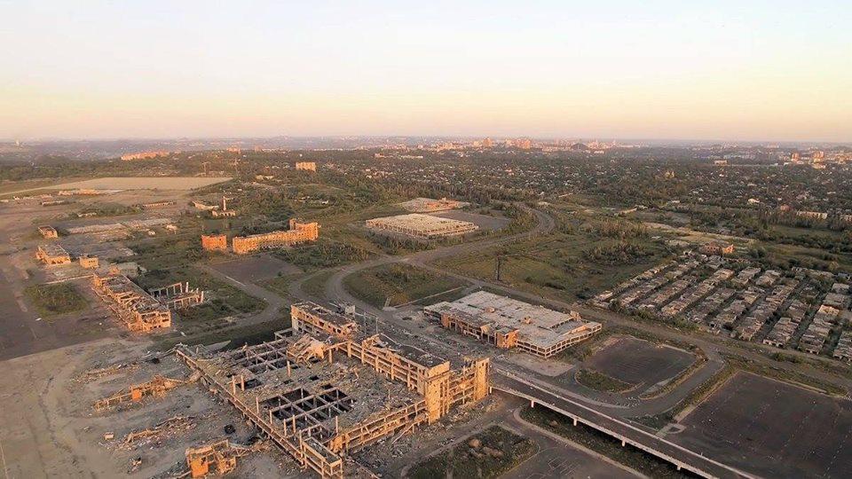 Как выглядит аэропорт после боевых действий, фото-1