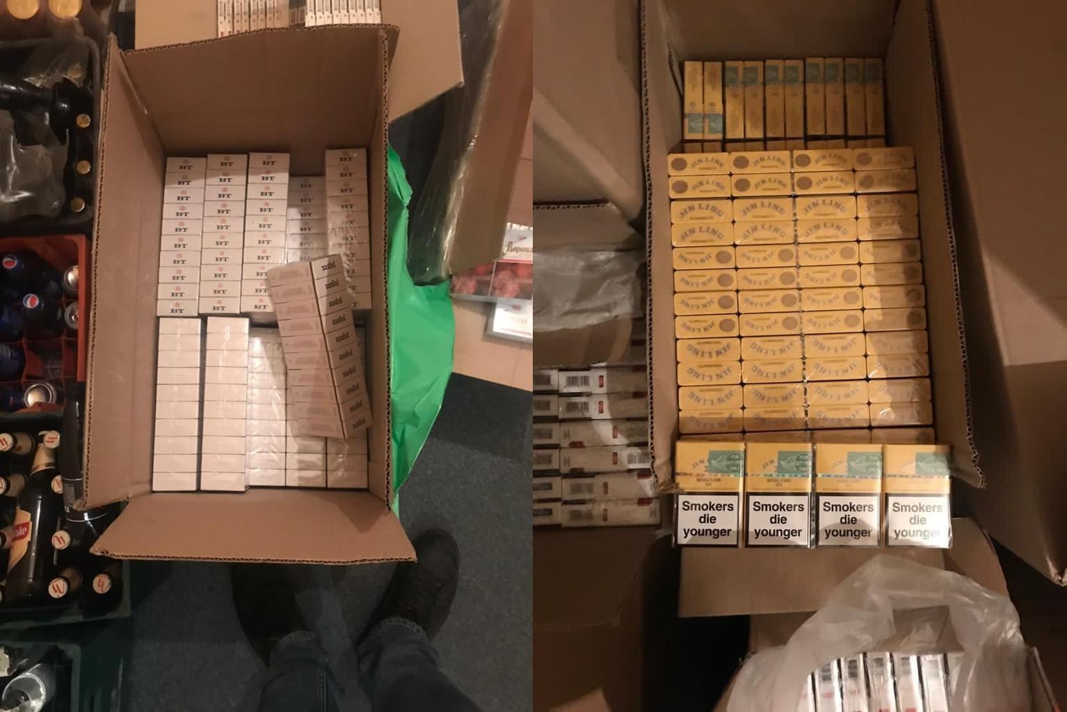 Хранение и транспортировка табачных изделий сигареты умберто гуччи купить в самаре