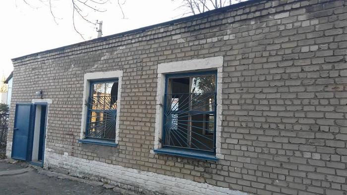 Боевики обстреляли жилой массив города Попасная
