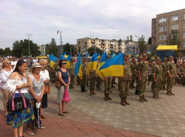 Первые лица государства поздравили украинцев сДнем Независимости