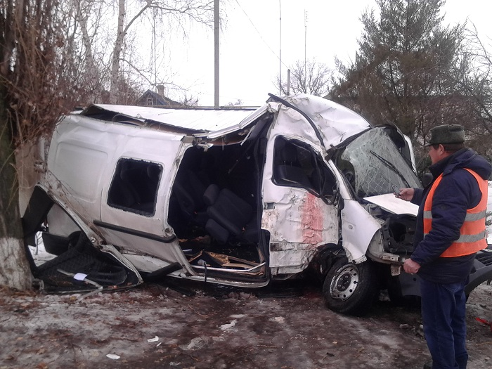 В трагедии наЛуганщине пострадали 10 человек