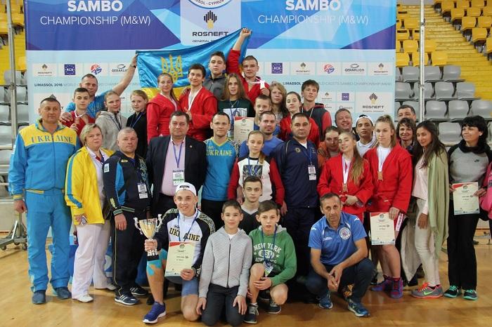 Саратовские спортсмены победили напервенстве мира посамбо среди кадетов
