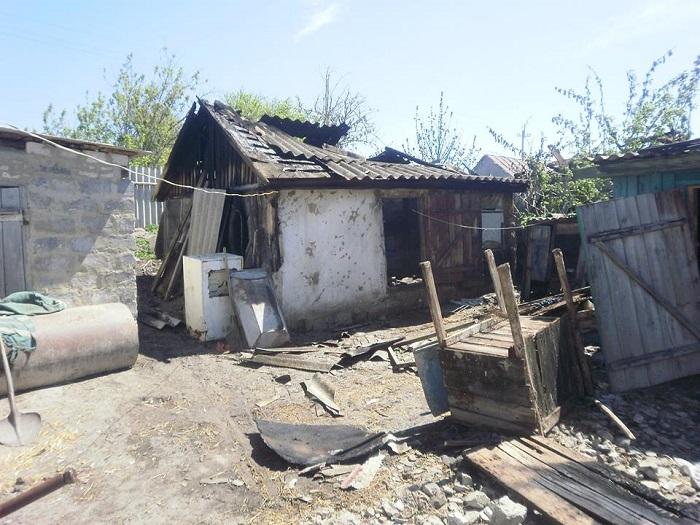 ВЛуганской области мужчина поджег дома соседей изастрелился