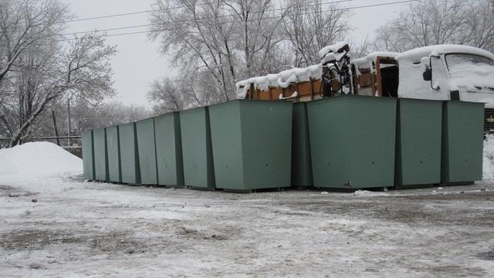 «Вместо вагонов мусорные баки»— оккупанты занялись переквалификацией учреждений