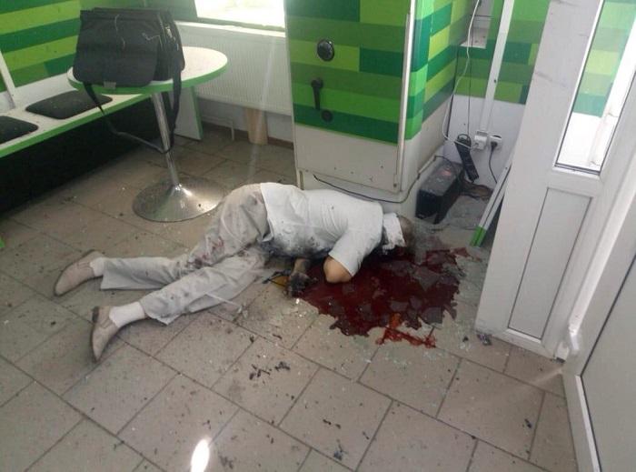 Подрывником банка в Старобельске оказался объявленный погибшим в 2015 году экс-журналист из Луганска (ФОТО 18+)