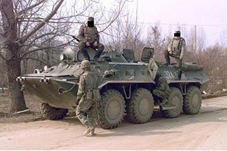 Россия намерена ввести свои войска в Украину после спровоцированного кровопролития - разведка
