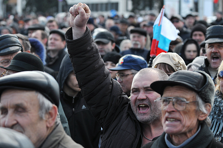 Экс-глава «ЦИК ДНР» выступил с шумным заявлением— Пришло прозрение