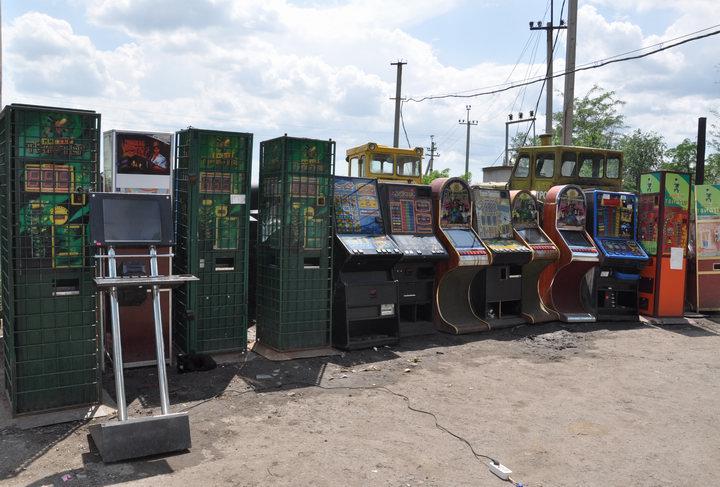 Губернатор донецкой области игровые аппараты игровые автоматы которые появились не так давно пробудили дремлющий азарт